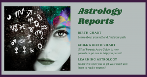 Get an astrology Report