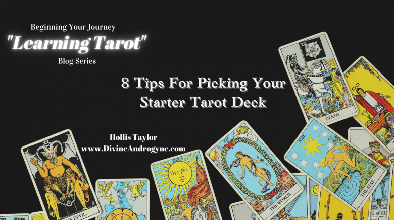 Learning Tarot