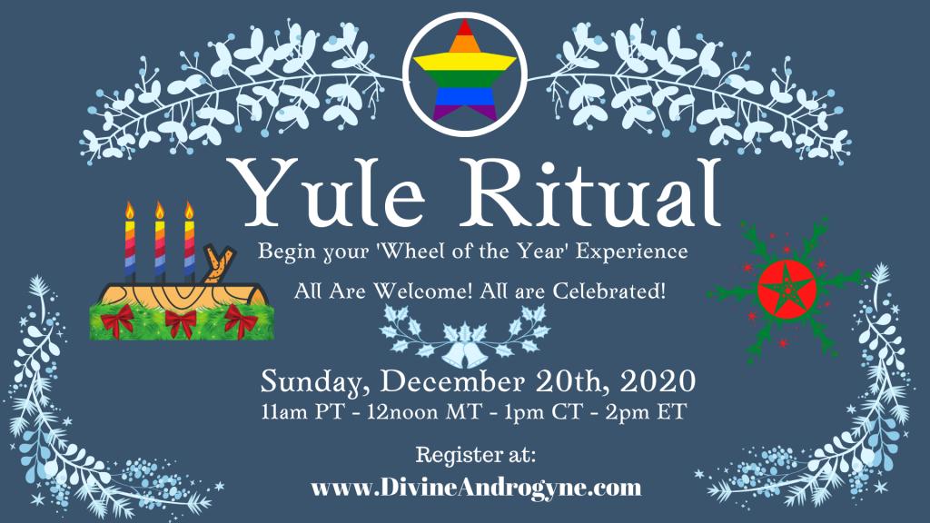 Inclusive Yule Ritual